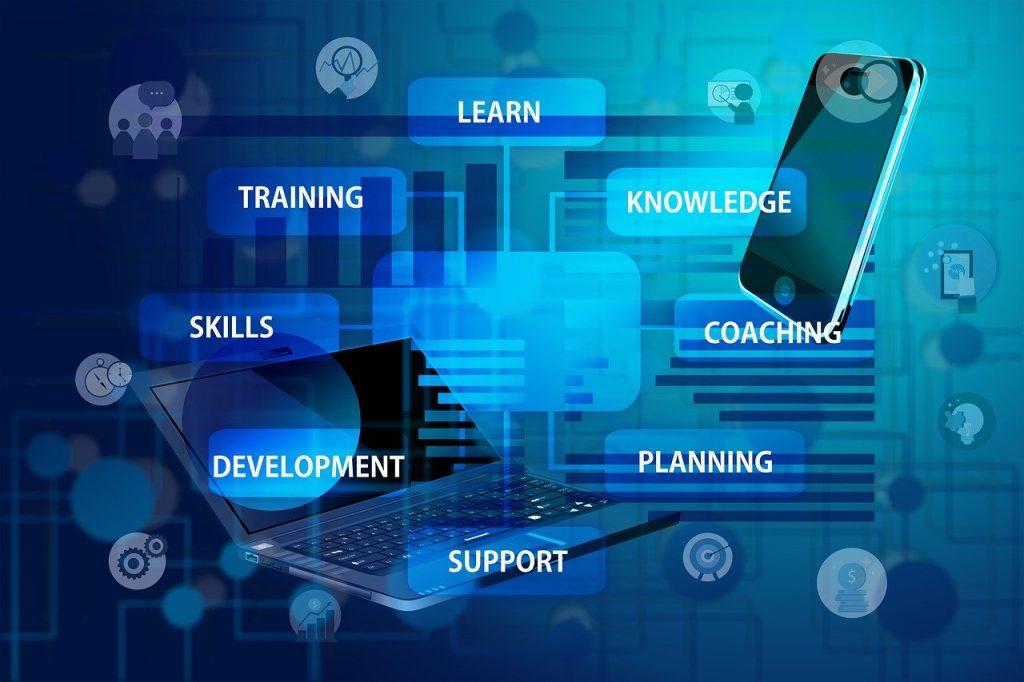 concept, self-development, development breakdown